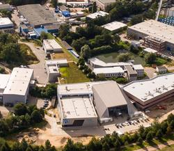 Aerial view of the FLASH Facility